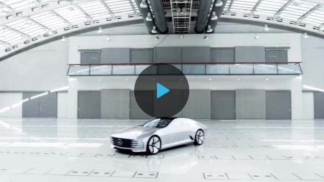 mercedes представил машину, способную менять форму. - Жизнь -  Videochart.net